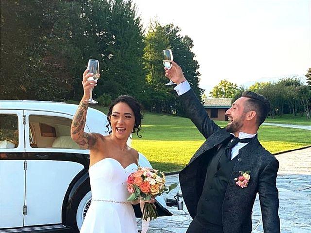 Il matrimonio di Fabio e Ylenia a Gorgonzola, Milano 3