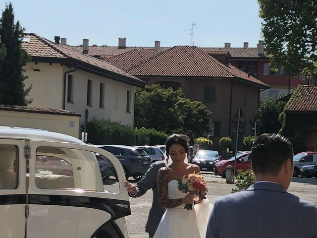 Il matrimonio di Fabio e Ylenia a Gorgonzola, Milano 5