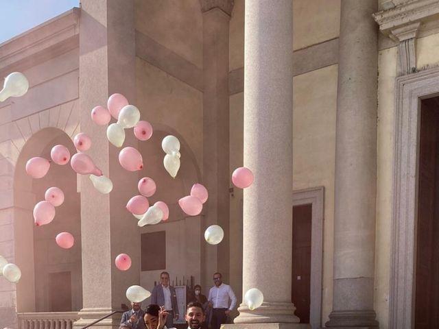 Il matrimonio di Fabio e Ylenia a Gorgonzola, Milano 10