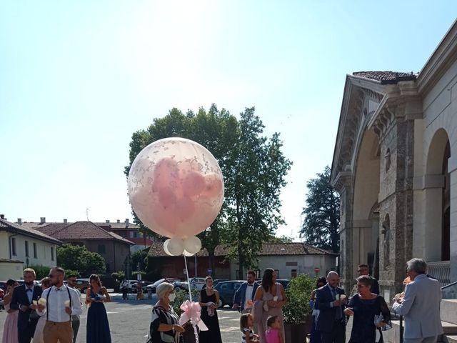 Il matrimonio di Fabio e Ylenia a Gorgonzola, Milano 17