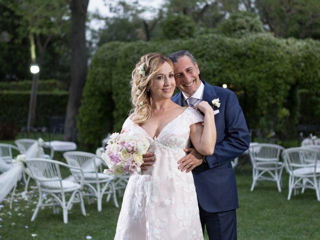 Le nozze di Maria Cristina e Fabio