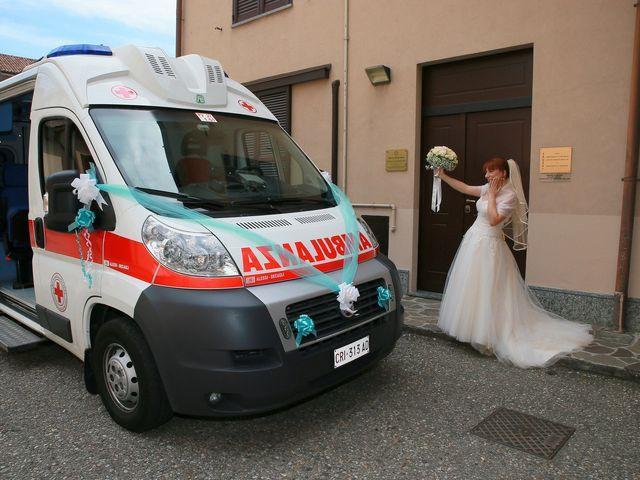 Il matrimonio di Daniela e Stefano a Mortara, Pavia 14
