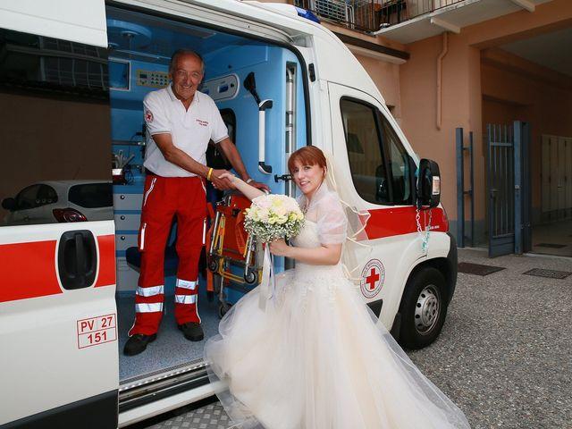 Il matrimonio di Daniela e Stefano a Mortara, Pavia 15