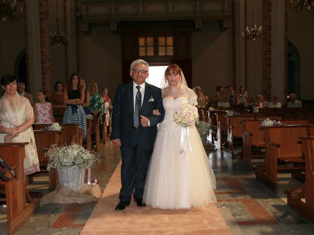 Il matrimonio di Daniela e Stefano a Mortara, Pavia 16