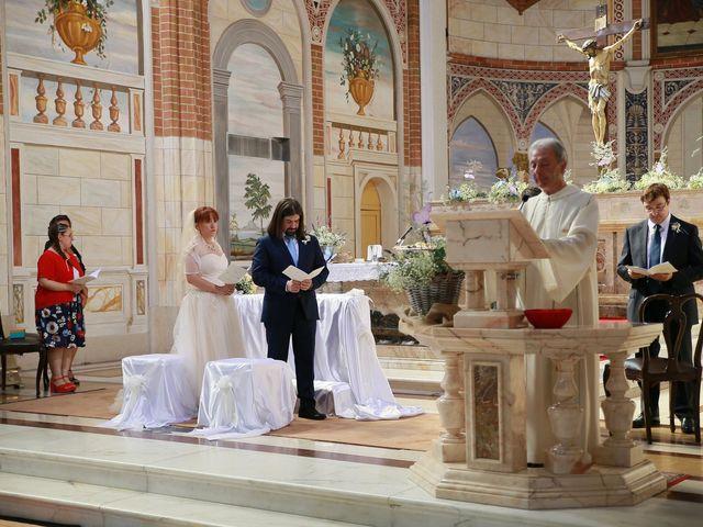 Il matrimonio di Daniela e Stefano a Mortara, Pavia 18