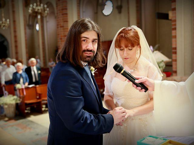Il matrimonio di Daniela e Stefano a Mortara, Pavia 19