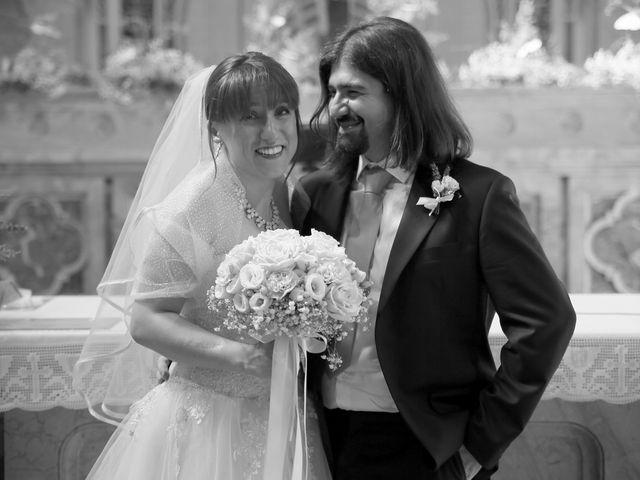 Il matrimonio di Daniela e Stefano a Mortara, Pavia 21