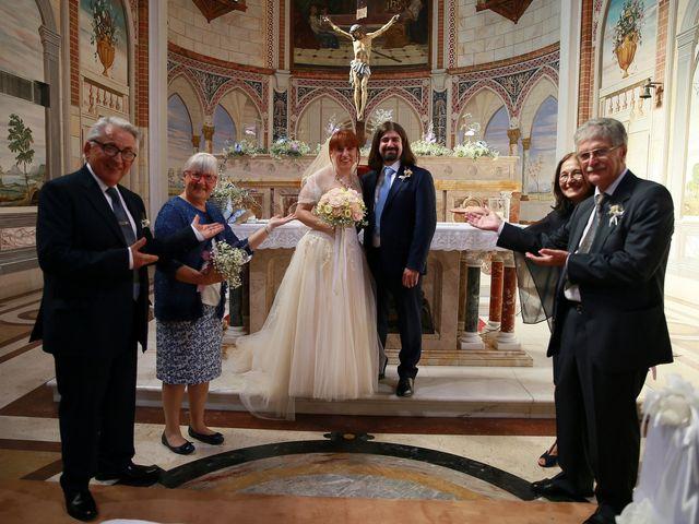 Il matrimonio di Daniela e Stefano a Mortara, Pavia 22
