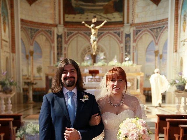 Il matrimonio di Daniela e Stefano a Mortara, Pavia 1