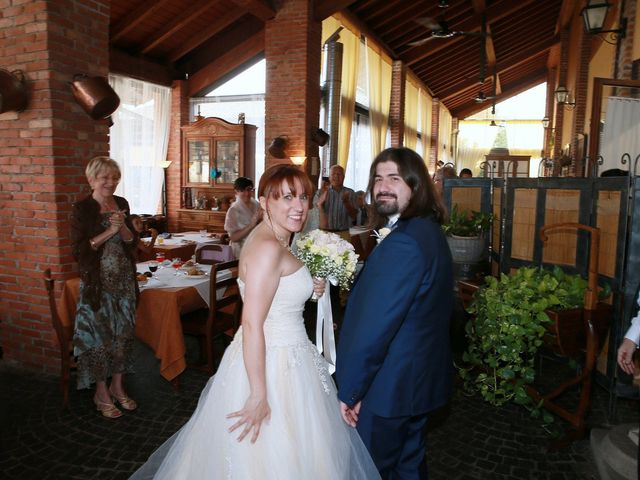 Il matrimonio di Daniela e Stefano a Mortara, Pavia 27