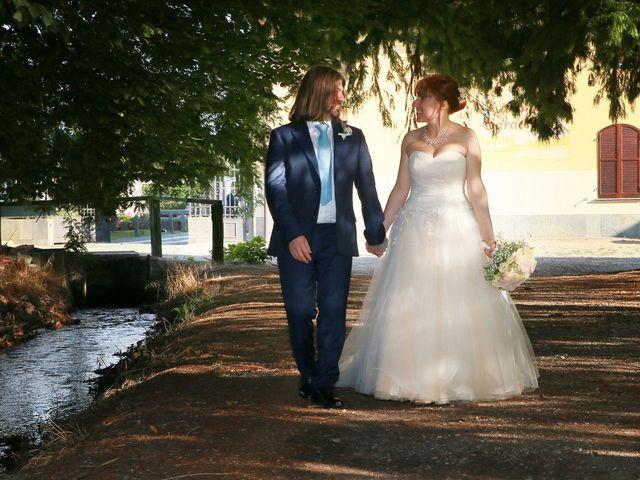 Il matrimonio di Daniela e Stefano a Mortara, Pavia 33