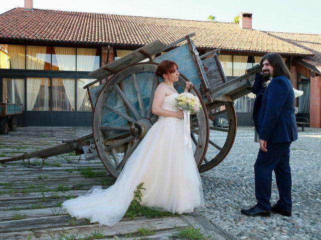 Il matrimonio di Daniela e Stefano a Mortara, Pavia 2