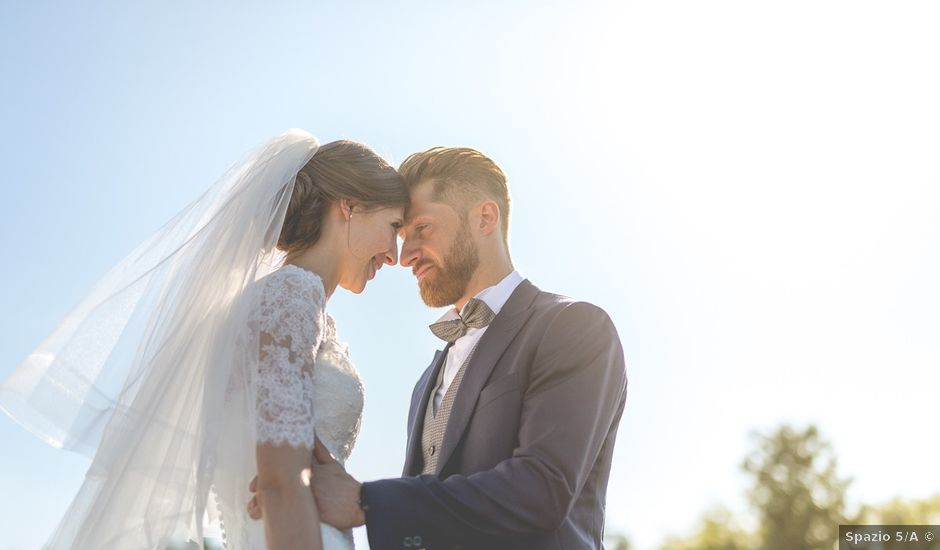 Il matrimonio di Gionata e Giulia a Varese, Varese