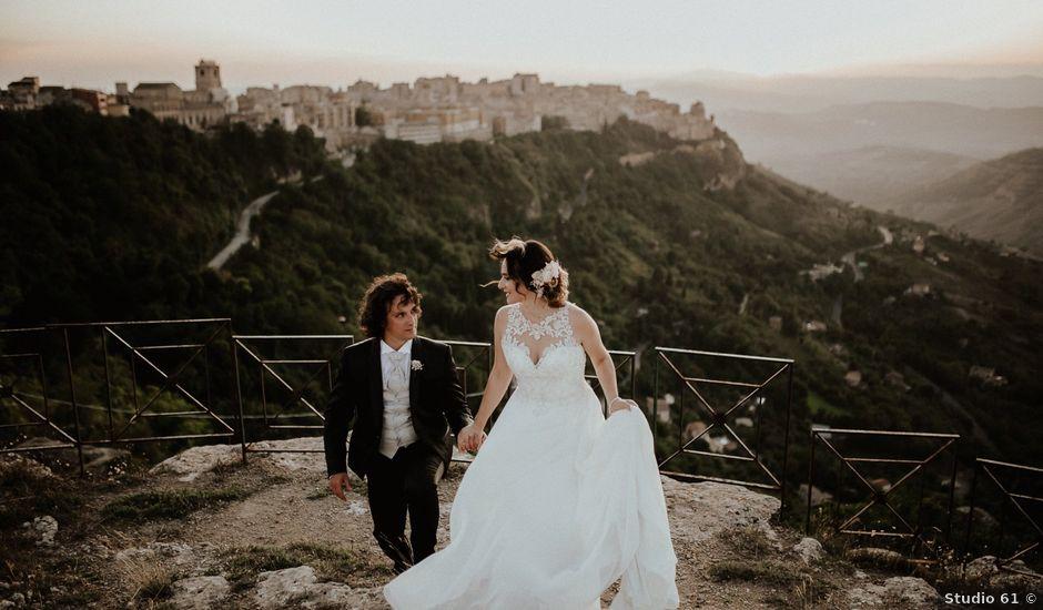 Il matrimonio di Salvo e Mariangela a Enna, Enna