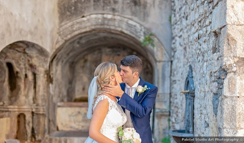 Il matrimonio di Fabrizio e Flavia a Scheggino, Perugia