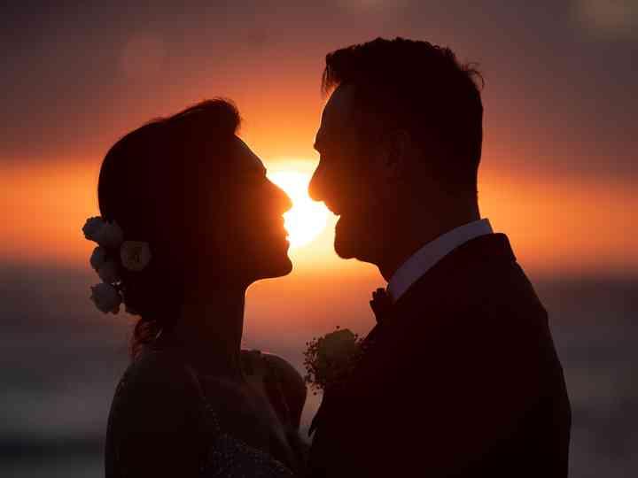 le nozze di Ylenia e Sandro