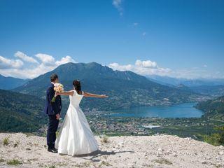 Le nozze di Adriana e Francesco 1