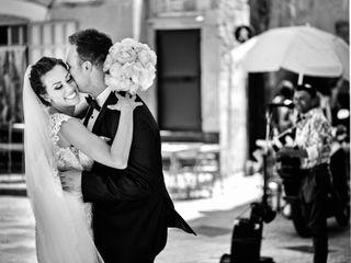 Le nozze di Tania e Domenico