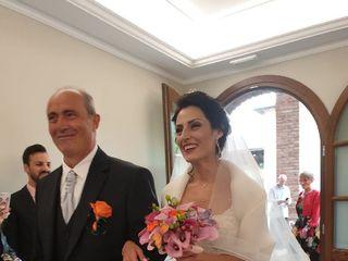 Le nozze di Tanya e Manuel 1