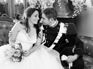 Le nozze di Angelo e Simona