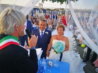 Le nozze di Patrizia e Gianluca