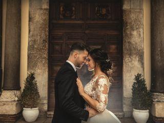 Le nozze di Gaia e Vincenzo