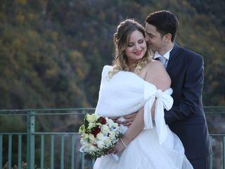 Le nozze di Teresa e Costantino 1