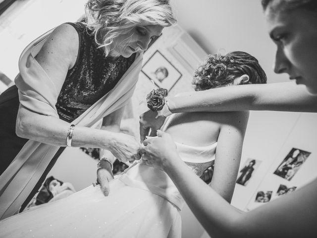 Il matrimonio di Luca e Elisa a Camposanto, Modena 4