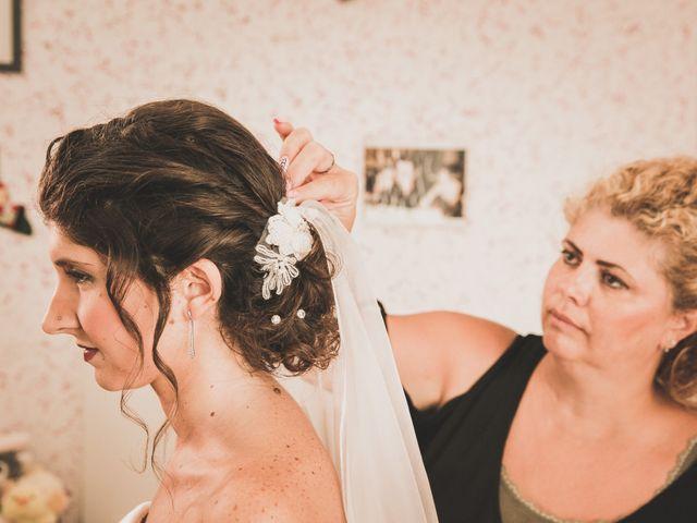 Il matrimonio di Luca e Elisa a Camposanto, Modena 9