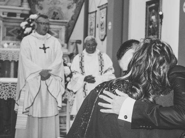Il matrimonio di Luca e Elisa a Camposanto, Modena 18