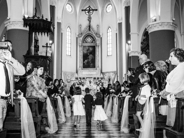 Il matrimonio di Luca e Elisa a Camposanto, Modena 20