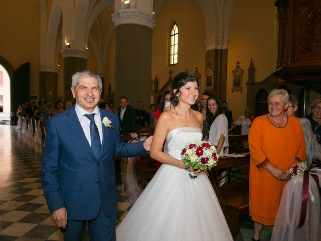 Il matrimonio di Luca e Elisa a Camposanto, Modena 21