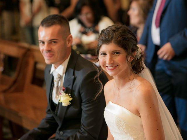 Il matrimonio di Luca e Elisa a Camposanto, Modena 27