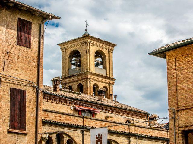 Il matrimonio di Luca e Elisa a Camposanto, Modena 28