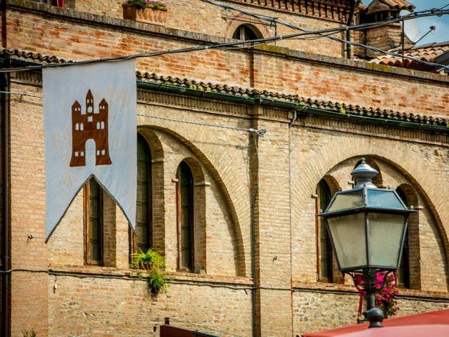 Il matrimonio di Luca e Elisa a Camposanto, Modena 29