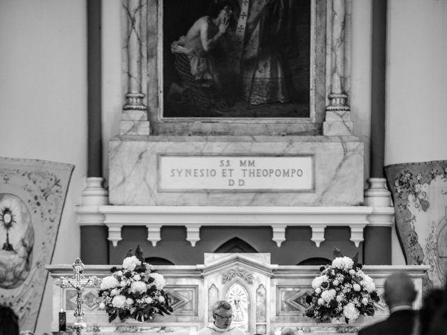 Il matrimonio di Luca e Elisa a Camposanto, Modena 30
