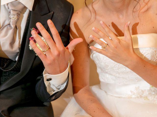 Il matrimonio di Luca e Elisa a Camposanto, Modena 31