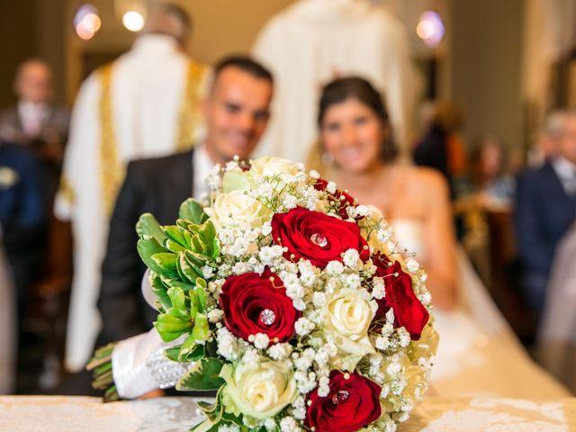 Il matrimonio di Luca e Elisa a Camposanto, Modena 32