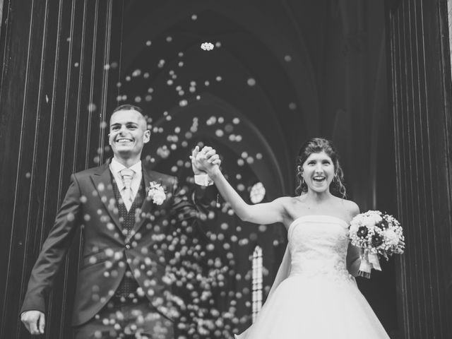 Il matrimonio di Luca e Elisa a Camposanto, Modena 33