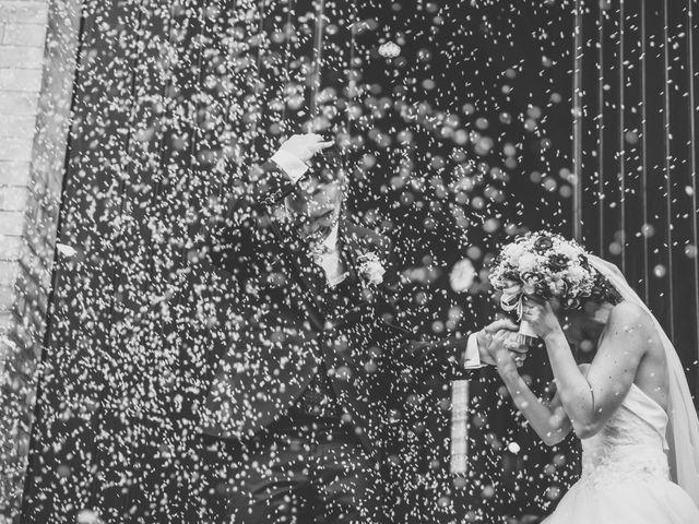 Il matrimonio di Luca e Elisa a Camposanto, Modena 1