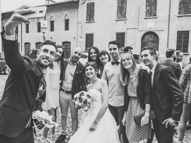 Il matrimonio di Luca e Elisa a Camposanto, Modena 36