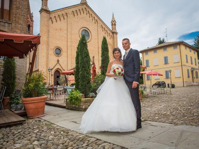 Il matrimonio di Luca e Elisa a Camposanto, Modena 37