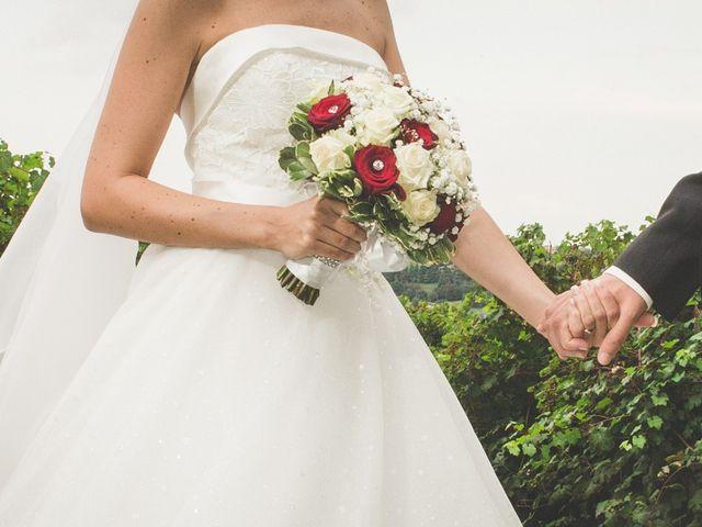 Il matrimonio di Luca e Elisa a Camposanto, Modena 38