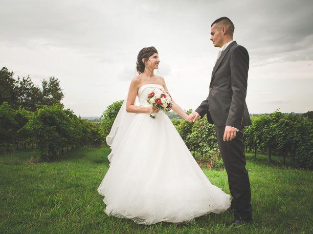 Il matrimonio di Luca e Elisa a Camposanto, Modena 39