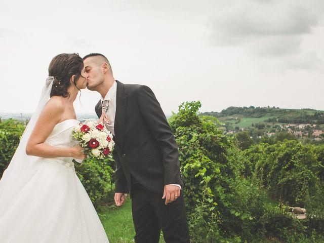 Il matrimonio di Luca e Elisa a Camposanto, Modena 40