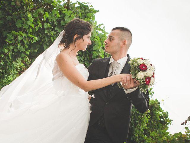 Il matrimonio di Luca e Elisa a Camposanto, Modena 41