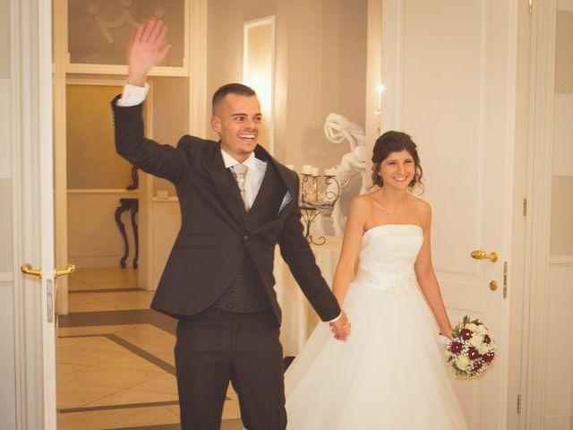 Il matrimonio di Luca e Elisa a Camposanto, Modena 53