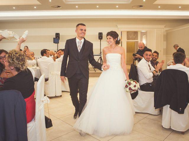 Il matrimonio di Luca e Elisa a Camposanto, Modena 54