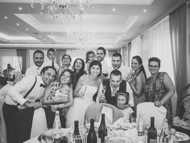 Il matrimonio di Luca e Elisa a Camposanto, Modena 57