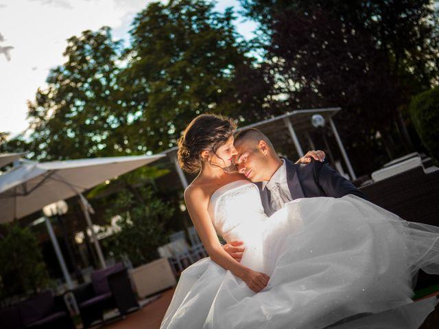 Il matrimonio di Luca e Elisa a Camposanto, Modena 2